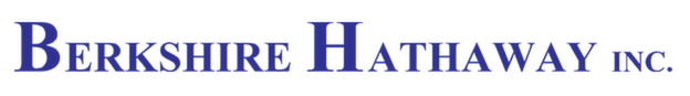 Berkshire Hathaway Holdings Logo Text