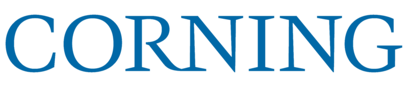 Corning Glass Co. Logo Textual