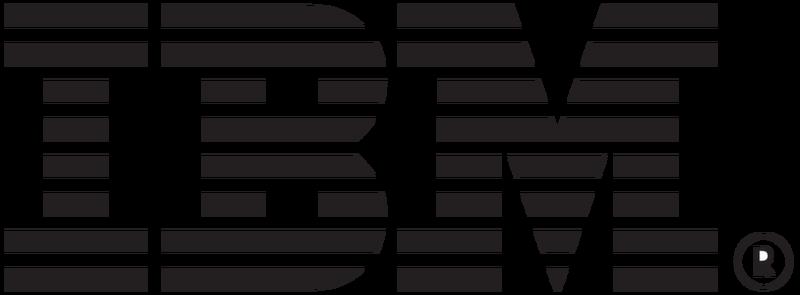International Business Machines Text Logo