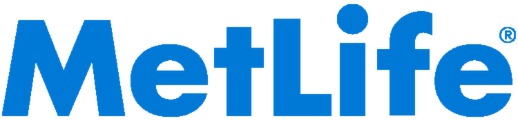 MetLife Insurance Co. Textual Logo