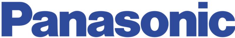 Panasonic Electronics Text Logo