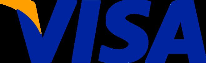 Visa Financial Services Textual Logo