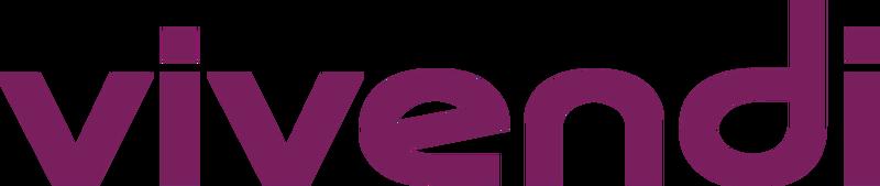 Vivendi Mass Media & Telecommunication Text Logo