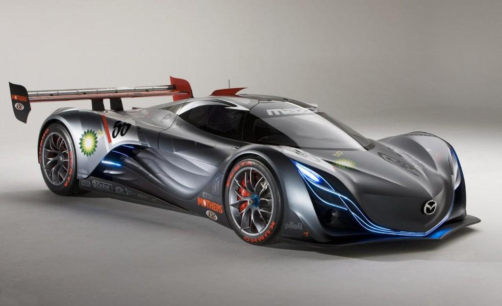 design inspiration from car- Mazda FURAI concept car