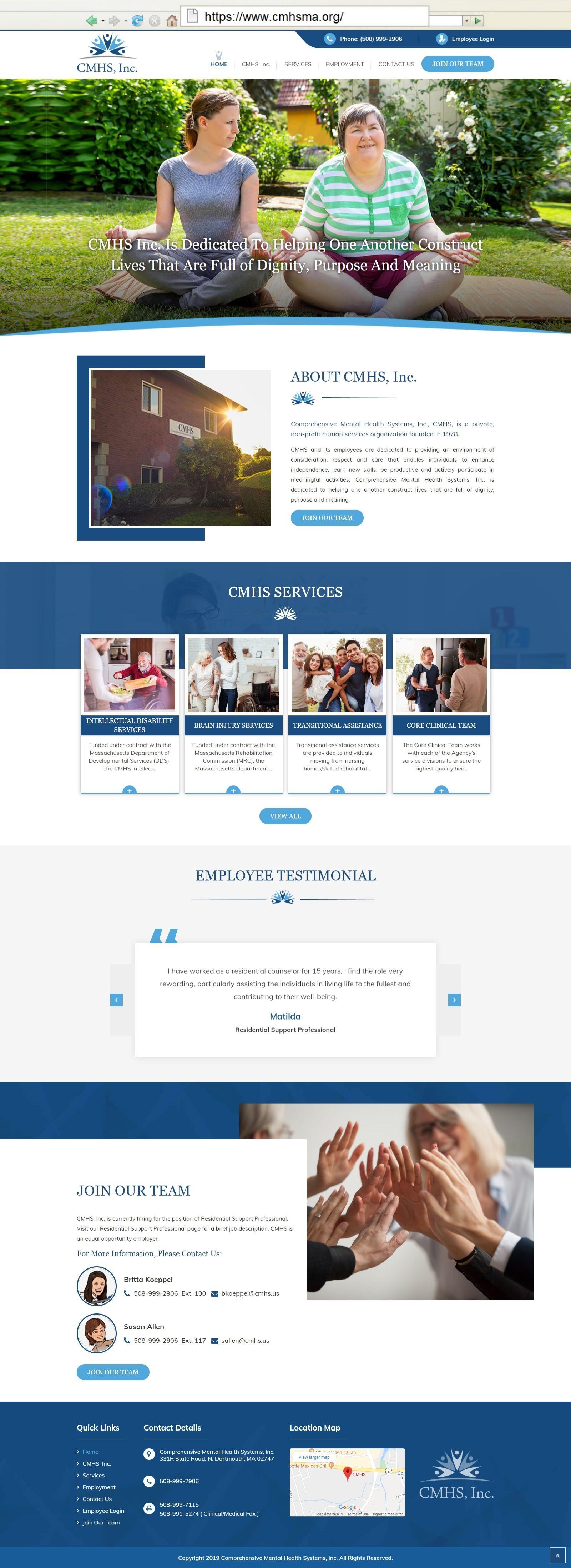 Web Design & Development Company | Custom CMS & eCommerce