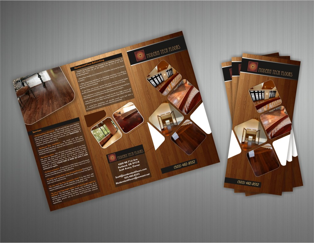 8 Tips For Professional Brochure Design