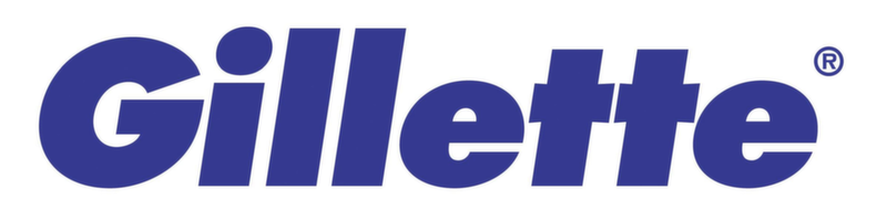 Gillette Safety Razors Logo Textual