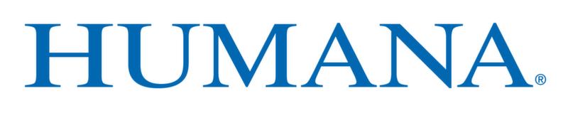 Humana Healthcare Logo Textual