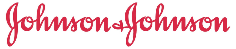 Johnson & Johnson Logo Textual