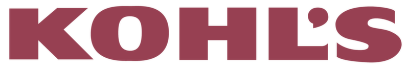 Kohl's Stores Chain Text Logo