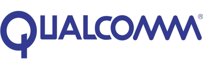 Qualcomm Semiconductors Logo Text