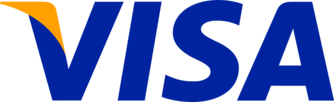 Visa Financial Services Textual Logo