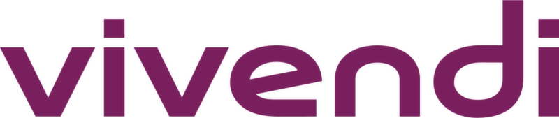 Vivendi Mass Media & Telecommunication Text Logo