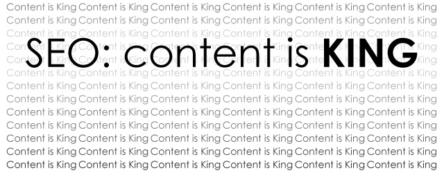 Why content marketing is King in SEO?