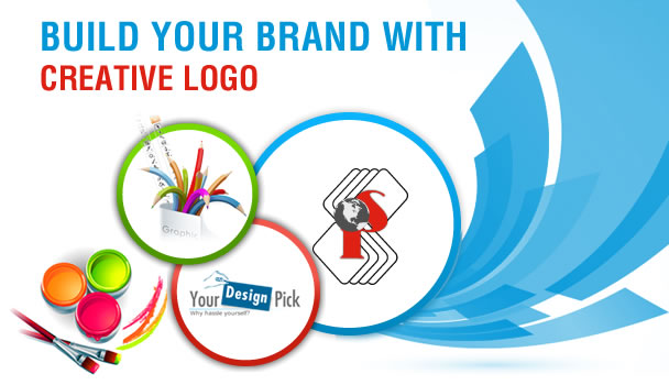 Build Your Brand With Creative Logo