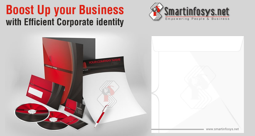Business with Efficient Corporate Identity