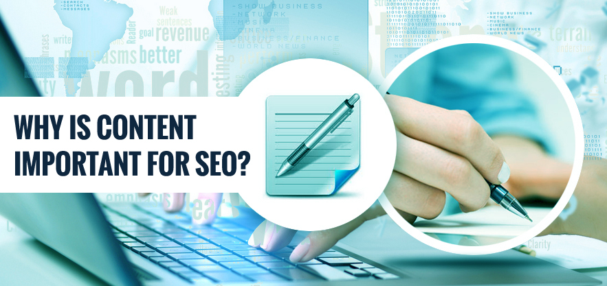 Why is Content important for SEO?