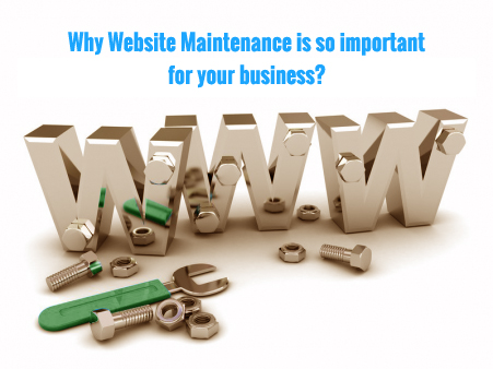 Why Website Maintenance is so important for your business?
