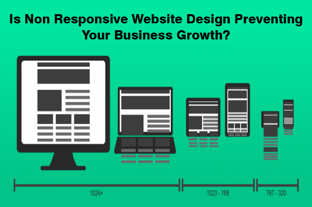 Is Non Responsive Website Design Preventing Your Business Growth?
