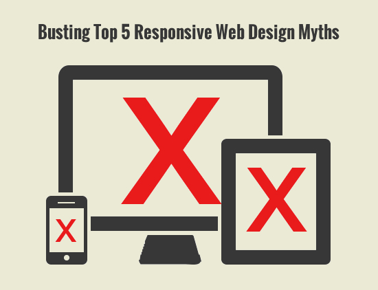 Busting Top 5 Responsive Web Design Myths