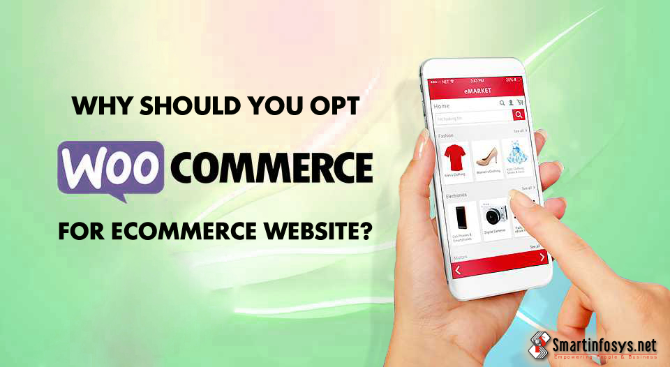 Why Should You Opt WooCommerce For eCommerce Website?