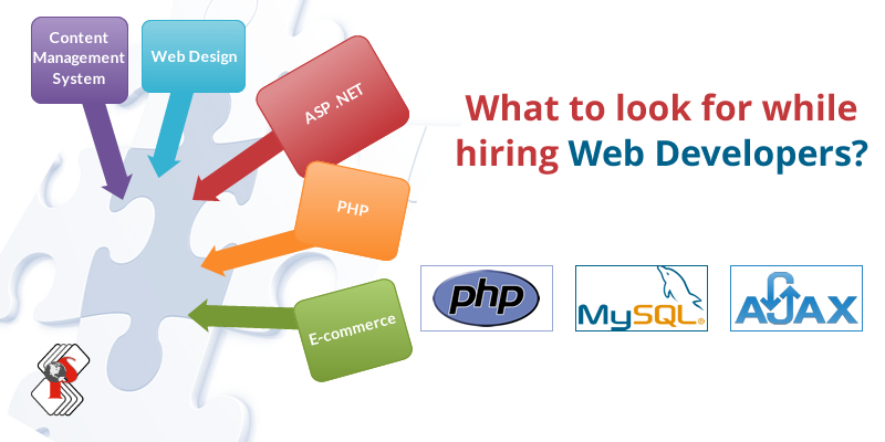 What to look for while hiring Web Developers?