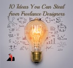 10 Ideas You Can Steal from Freelance Designers