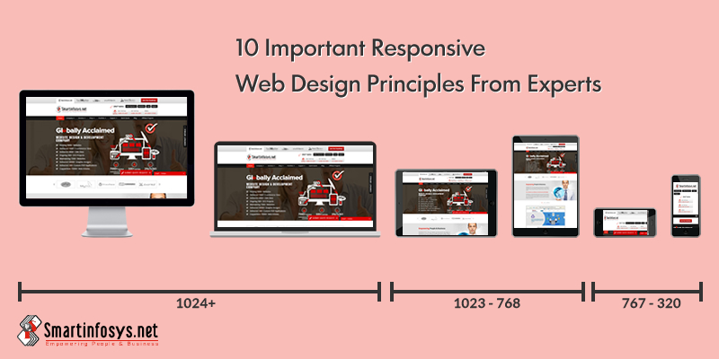 10 Important Responsive Web Design Principles From Experts