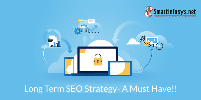 Long Term SEO Strategy- A Must Have!!