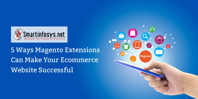 5 ways magento extensions can make your ecommerce website Where can i make a website