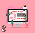 Web Designing & Development Trends in 2018