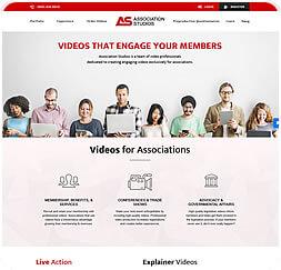 Association Studios - Website Maintenance