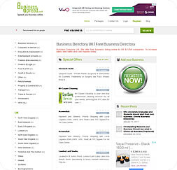 Business Spread - Website Maintenance