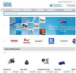 DAS Services Inc. - Website Maintenance