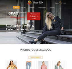 BocasGirl- Website Maintenance