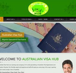 Australian Visa Hub- Website Maintenance