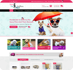 Blog Management - SassyDogFashions
