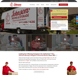 Blog Management - Johnson Moving & Storage