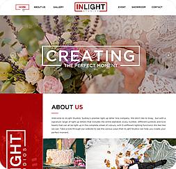 Inlight Studios - Wordpress Website Maintenance