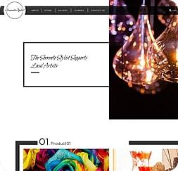 The Sorrento Stylist - Wordpress Website Maintenance