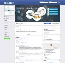 Polldeep - Polldeep Social Media Branding