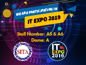 Smartinfosys' Invitation for IT EXPO 2019