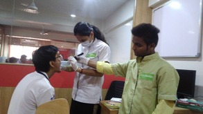 Smartinfosys Organizes a Free Dental Check-up Camp
